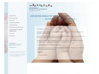kindertherapie-koeln.de Webseite Vorschau