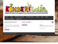 kindertischlerei.de Webseite Vorschau