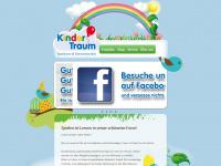 kindertraum-kleve.de Webseite Vorschau