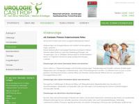 kinderurologie-dortmund.de Webseite Vorschau