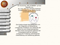 kinderurologie.at Webseite Vorschau