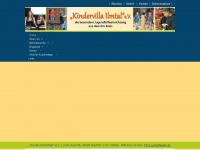 kindervilla-ilmtal.de Webseite Vorschau