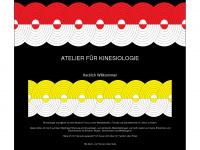 kinesiologie-atelier.ch Webseite Vorschau