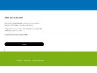 kinesiologie-buchloe.de Webseite Vorschau