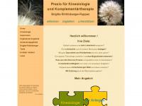 kinesiologie-belp.ch Webseite Vorschau