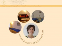 kinesiologie-chur.ch Webseite Vorschau