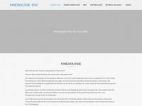 kinesiologie-egg.ch Webseite Vorschau
