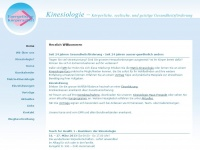 kinesiologie-innerschweiz.ch Webseite Vorschau