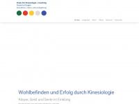 kinesiologie-knappe.ch Webseite Vorschau
