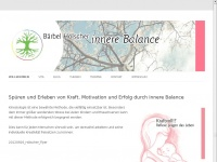 kinesiologie-muenster.de Webseite Vorschau