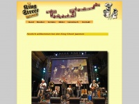 king-street-jazzmen.de Webseite Vorschau