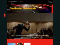 kinobleicherode.de Webseite Vorschau