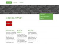 kinoblowup.de Webseite Vorschau