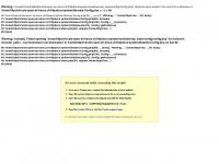 kinoamstrand.ch Webseite Vorschau