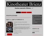 kinobrienz.ch Webseite Vorschau