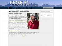 kiosk61.ch Webseite Vorschau
