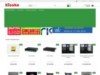 kioske.de Webseite Vorschau
