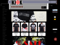 kiox.de Webseite Vorschau