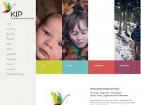 kip-kinderpsychologie.at Webseite Vorschau