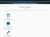 kipa.at Webseite Vorschau