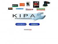 kipatec.at Webseite Vorschau