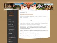 kiowa-ranch.de Webseite Vorschau