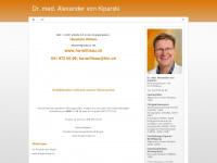 kiparski.ch Webseite Vorschau