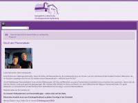 kipfenberg-evangelisch.de Webseite Vorschau