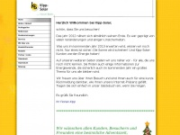 kipp-solar.de Webseite Vorschau