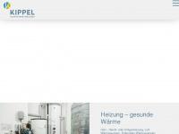 kippelag.ch Webseite Vorschau