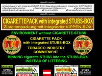 kippex.at Webseite Vorschau