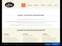 kipping.at Webseite Vorschau