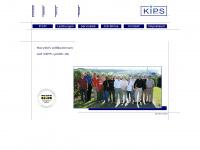 kips-gmbh.de Webseite Vorschau