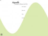 kiquelle.ch Webseite Vorschau
