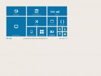 kir.at Webseite Vorschau