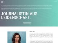 kira-alin.de Webseite Vorschau