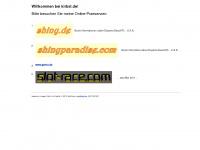 kirbst.de Webseite Vorschau