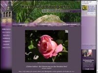 kirch-bibelgarten.de Webseite Vorschau