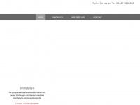kirby-immobilien.de Webseite Vorschau
