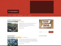 kirchbach-ooe.at Webseite Vorschau