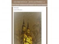 kirchbauverein-jakobi.de Webseite Vorschau