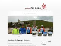 kirchbacher-radfreunde.at Webseite Vorschau
