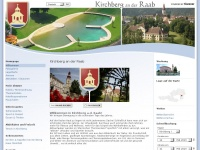 kirchberg-raab.at Webseite Vorschau