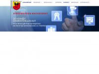 kirchberger-wachdienst.de Webseite Vorschau