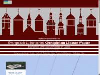 kirche-baruth.de Webseite Vorschau