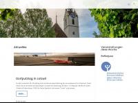 kirche-lotzwil.ch Webseite Vorschau