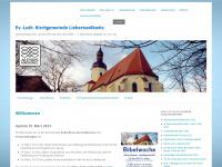 kirche-liebertwolkwitz.de Webseite Vorschau