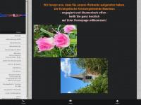kirche-mainleus.de Webseite Vorschau