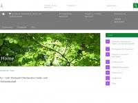 kirche-neschwitz.de Webseite Vorschau
