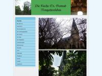 kirche-neugattersleben.de Webseite Vorschau